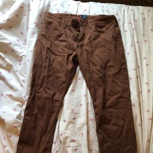 J. Crew The Sutton Flannel Lined Pants